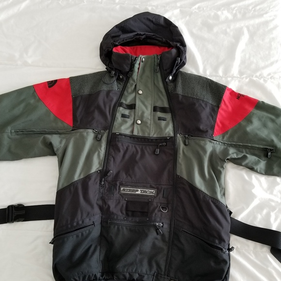 fe3ac9e05 The North Face Scot Schmidt Steep Tech Jacket